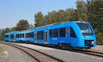 Germany Premieres the World's First Hydrogen Fuel Cell Train