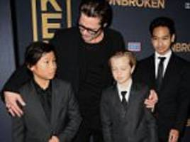 Brad Pitt's friend DENIES actor ever lunged at Maddox and accuses Angelina's allies of an 'endless smear campaign' against the actoras FBI probes father-son fight on private jet