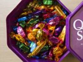 Quality Street ditches Toffee Deluxe for Honeycomb Crunch