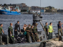 Egypt migrant boat shipwreck sees at least 162 bodies recovered