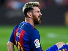 Barcelona don't take care of Lionel Messi, claims Argentina coach Edgardo Bauza