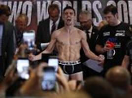 WBA lightweight king Anthony Crolla rolling the dice as he faces dangerous knockout merchant Jorge Linares