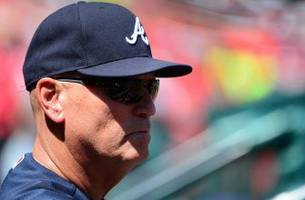 chipcast: brian snitker's bid to stay on as braves manager