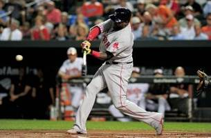 Red Sox David Ortiz Is Not Just A Pull Hitter