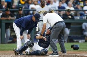 seattle mariners: steve clevenger, you're outta here