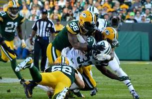 Green Bay Packers' run defense is National Football League's best