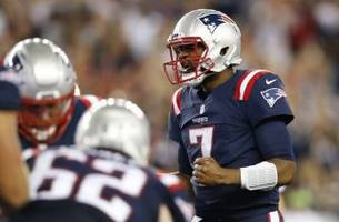 Jacoby Brissett likely to undergo surgery for torn thumb ligament
