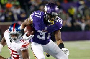vikings committed to balanced offense after losing peterson