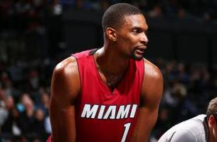 Report: Chris Bosh fails physical with continued blood clotting, comeback in doubt