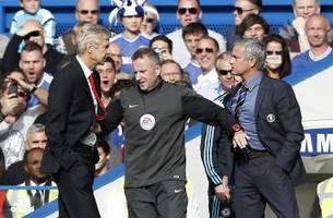 Man United boss Mourinho can't stand specialist in failure Wenger