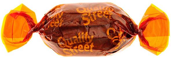 Quality Street bins the Toffee Deluxe... and brings in the Honeycomb Crunch