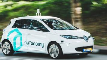Asia Uber rival Grab in deal with start-up nuTonomy