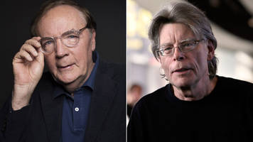 James Patterson scraps The Murder of Stephen King novel