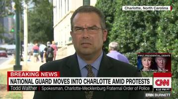 who is behind the riots? charlotte police says 70% of arrested protesters had out of state ids