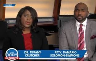 Terence Crutcher's Sister Asks Why Police in Helicopters Treated Him 'Like the New York Bomber'