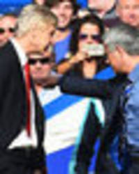 Jose Mourinho: What I said to Arsene Wenger during infamous touchline clash