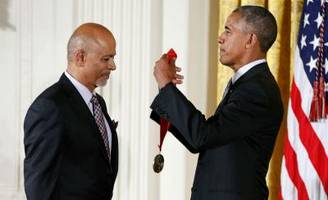Indian-origin physician gets National Humanities Medal in US