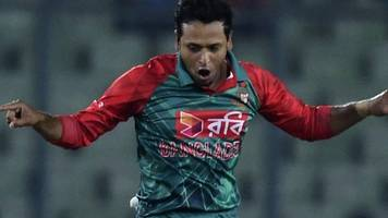 bangladesh: arafat sunny and taskin ahmed have actions cleared by icc