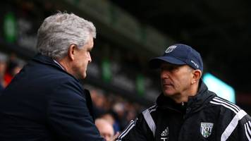 pulis denies stoke on 1,000th game in charge