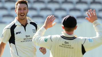County Championship: Middlesex win title by beating Yorkshire at Lord's