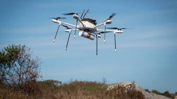 Special Delivery: UPS Is Testing Drones For Emergency Situations