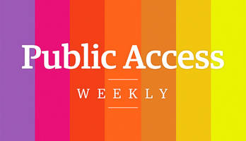 the public access weekly: intergalactic, planetary