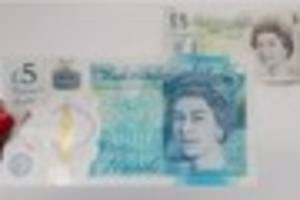 watch: how should we test the new £5 to see if it's...