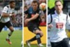 Derby County trio named in Republic of Ireland squad for World...