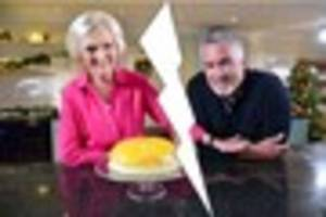 could the bbc launch new 'bake off' with mary berry, mel geidroyc...