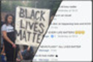 why saying 'all lives matter' in response to 'black lives matter'...