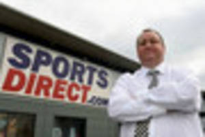 mike ashley to take over as ceo of sports direct following...