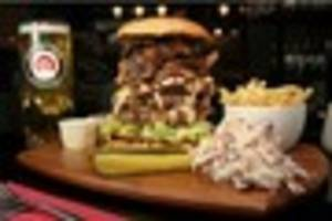 could red dog saloon's devastator burger be coming to plymouth?
