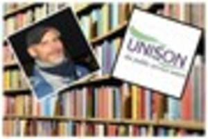 plymouth union leader vows to fight council's library closures