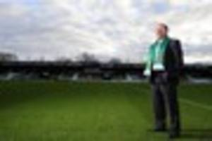 The story of Gary Johnson at Yeovil Town