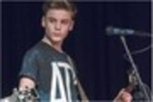 Newton Abbot College student Kian Tozer invited to audition for...