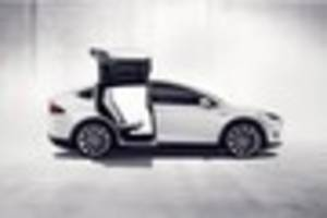 mikescialom published sunday launch for the new tesla model x