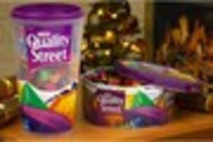 Quality Street scraps its toffee deluxe from boxes