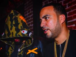 """French Montana Shows Drake's Support For Max B: """"Soon Come"""""""