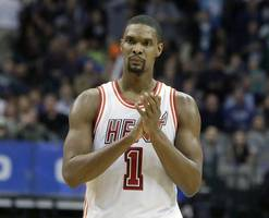 Chris Bosh's comeback attempt derailed by more blood clotting complications
