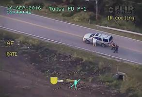 manslaughter charge for cop in tulsa shooting