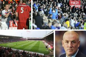 mark warburton will need a tin hat at pittodrie not a magic one - barry ferguson