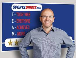 sports direct chief executive dave forsey resigns