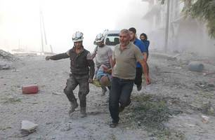 Syria conflict: Rebel strongholds saw heaviest air strikes in months