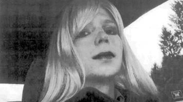 Chelsea Manning sentenced to solitary confinement for suicide attempt