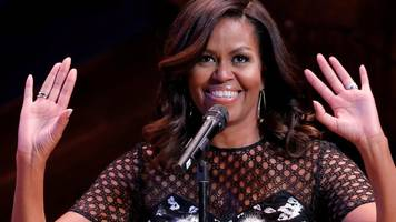 Hackers publish apparent scan of Michelle Obama's passport