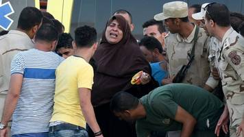 Egypt migrant boat sinking: Death toll rises to 162