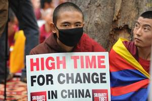 Prime Minister Must Draw Line on Tibet