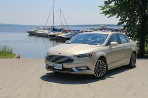 mid-cycle refresh for the popular 2017 ford fusion