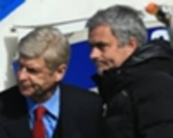 Mourinho describes Wenger relationship as 'civilized'
