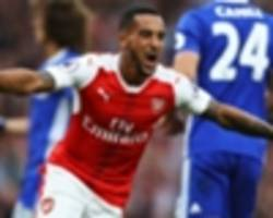 walcott: arsenal wanted it more than chelsea